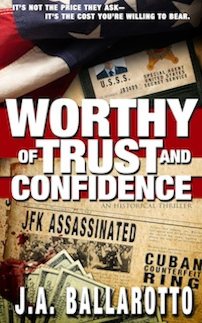 Worthy of Trust and Confidence 1600 Barnes and Noble
